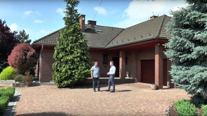 Dom ze zmodernizowanym systemem ogrzewania- kocioł + pompa ciepła