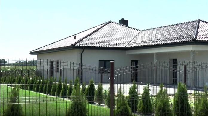 Dom ogrzewany pompą ciepła Vaillant